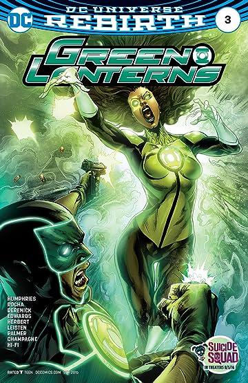 Green Lanterns (2016-) #3