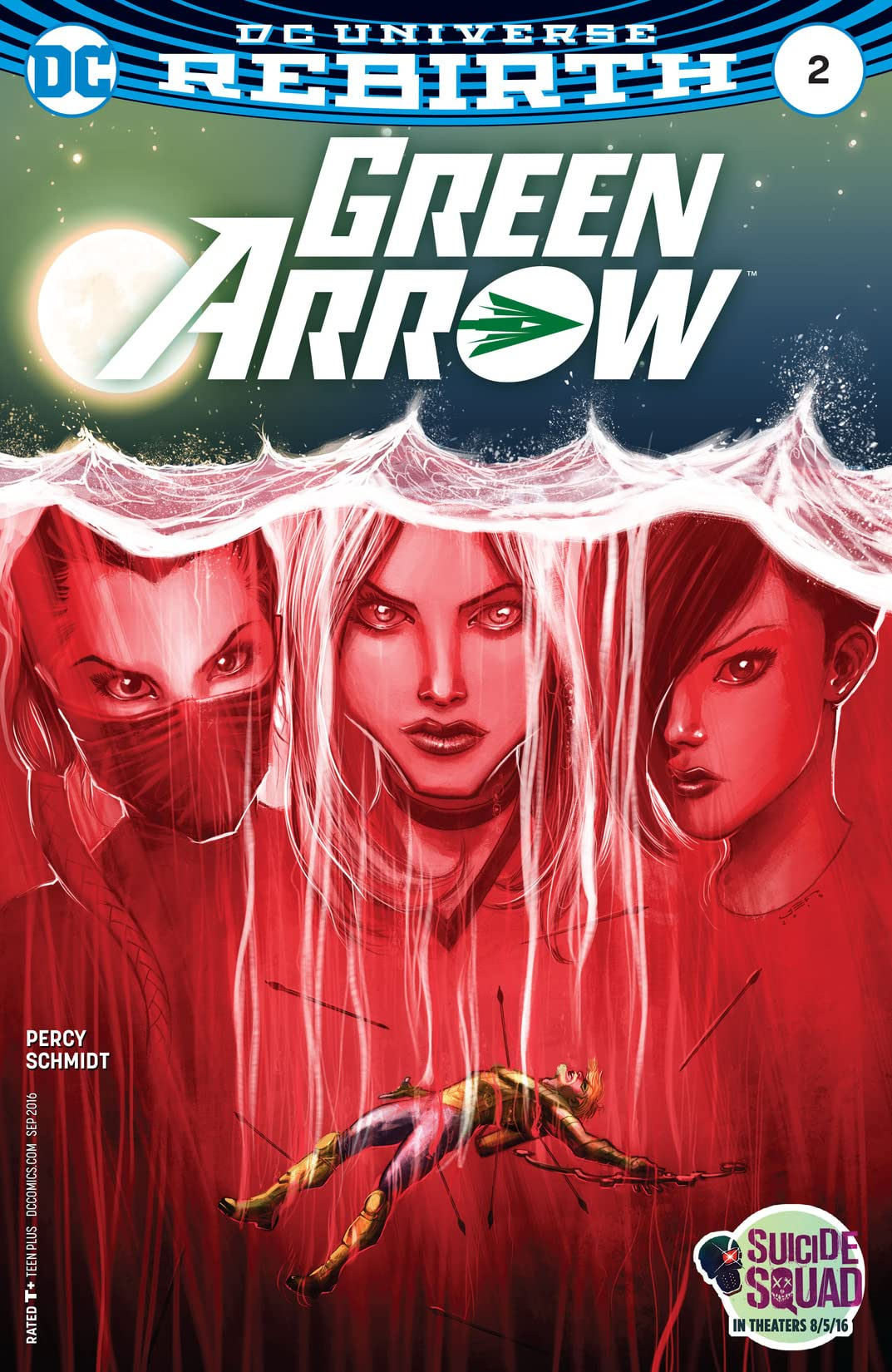 Green Arrow (2016-) #2