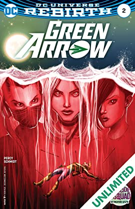 Green Arrow (2016-2019) #2
