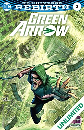 Green Arrow (2016-2019) #3