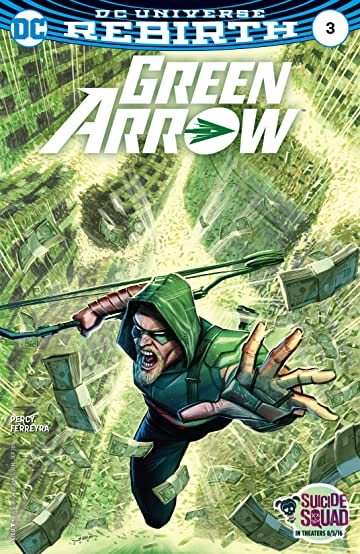 Green Arrow (2016-) #3