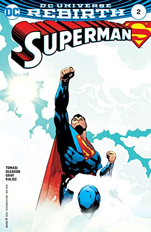 Superman (2016-2018) No.2