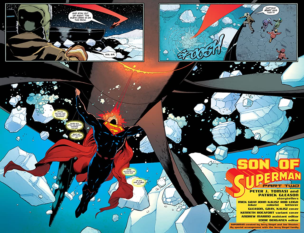 Superman (2016-) #2