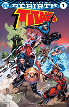 Titans (2016-2019) #1