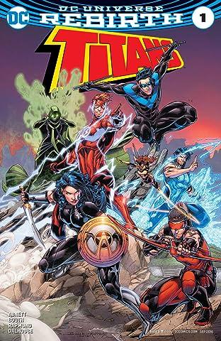 Titans (2016-) #1
