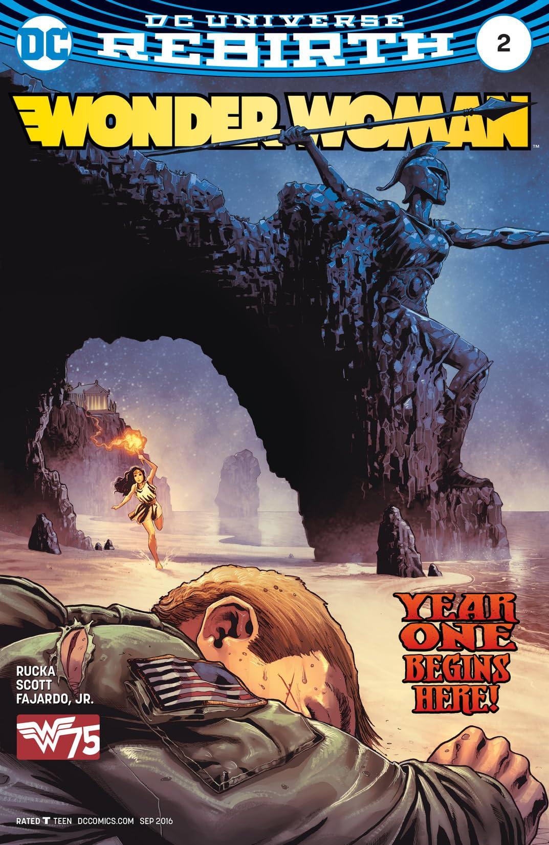 Wonder Woman (2016-) #2