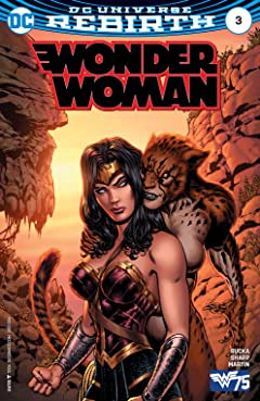 Wonder Woman (2016-) No.3