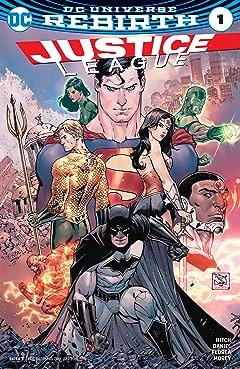 Justice League (2016-2018) #1