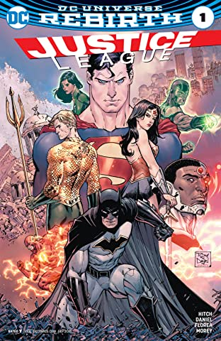 Justice League (2016-2018) No.1