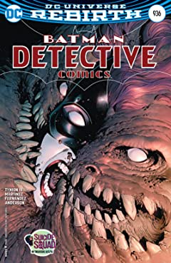 Detective Comics (2016-) #936