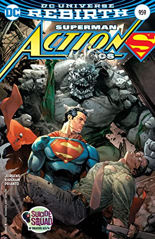 Action Comics (2016-) No.959