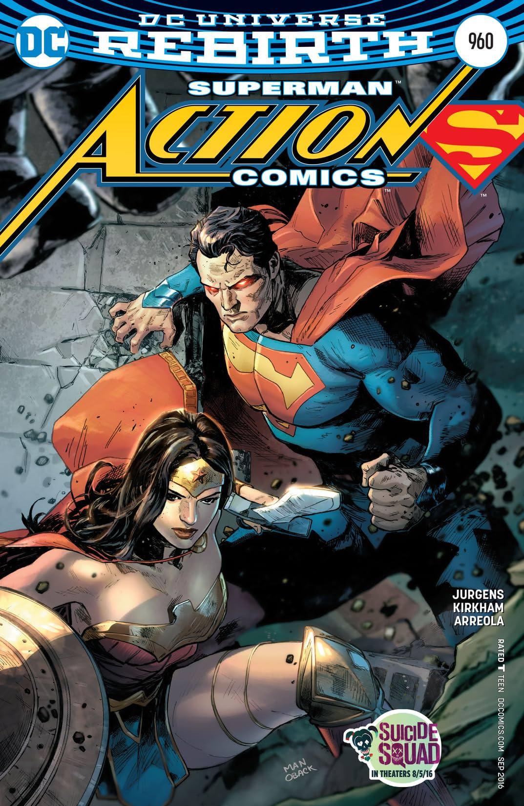 Action Comics (2016-) #960