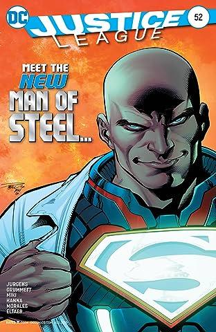 Justice League (2011-) #52