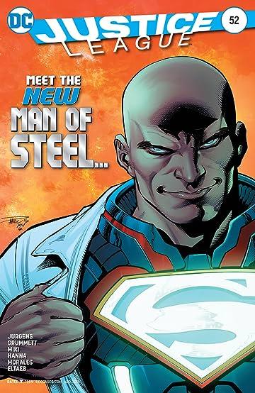 Justice League (2011-2016) #52