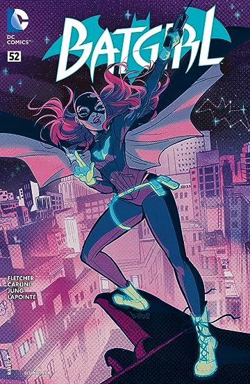 Batgirl (2011-2016) #52