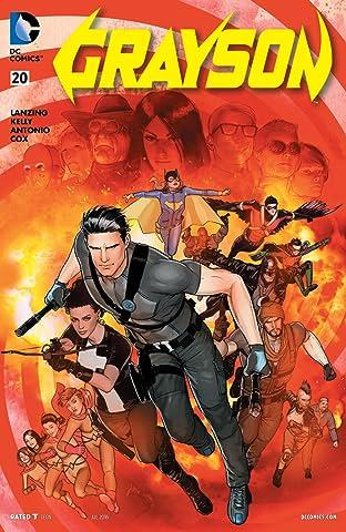 Grayson (2014-) #20
