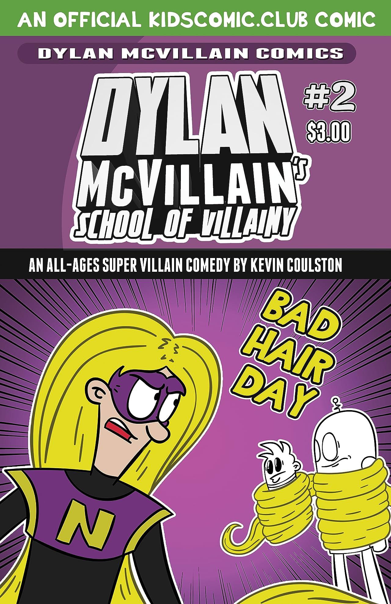 Dylan McVillain #2
