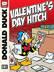 Donald Duck and the Valentine's Day Hitch