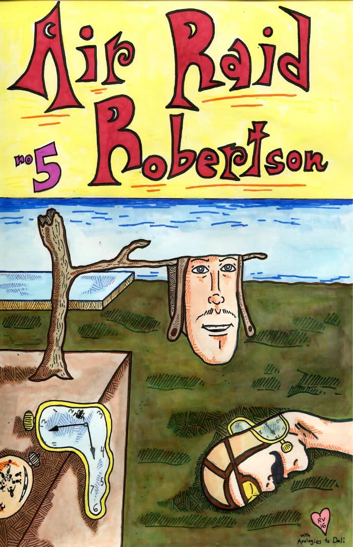 Air Raid Robertson #5