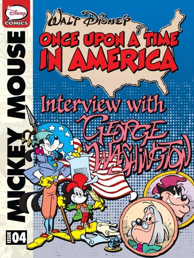Once Upon a Time... in America #4: Interview with George Washington