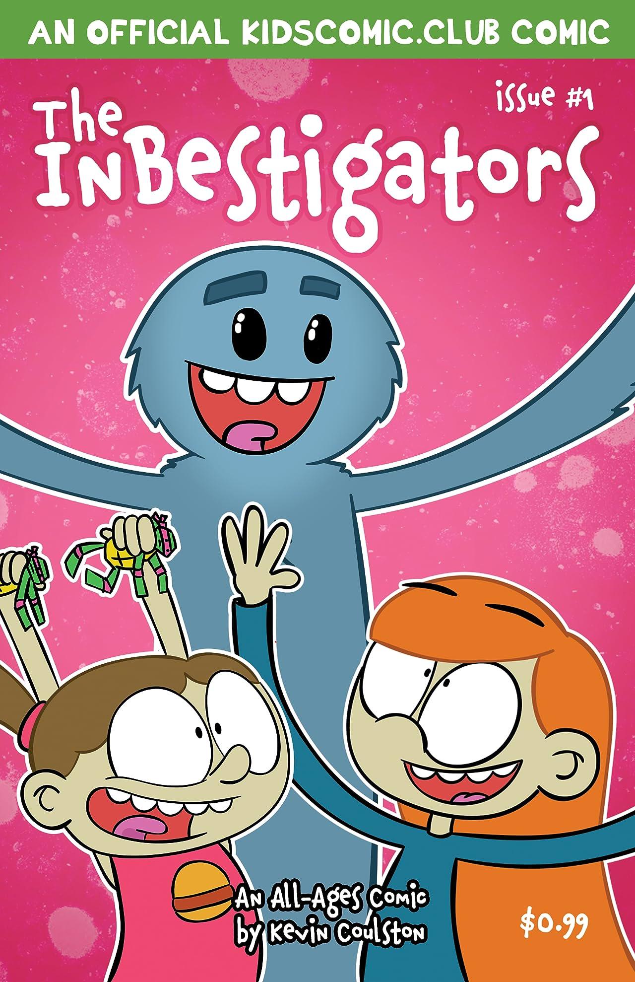 The InBestigators #1