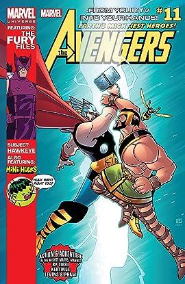 Marvel Universe Avengers: Earth's Mightiest Heroes (2012-2013) #11