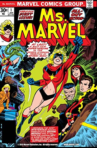 Ms. Marvel (1977-1979) #1