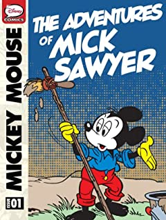 The Adventures of Mick Sawyer #1