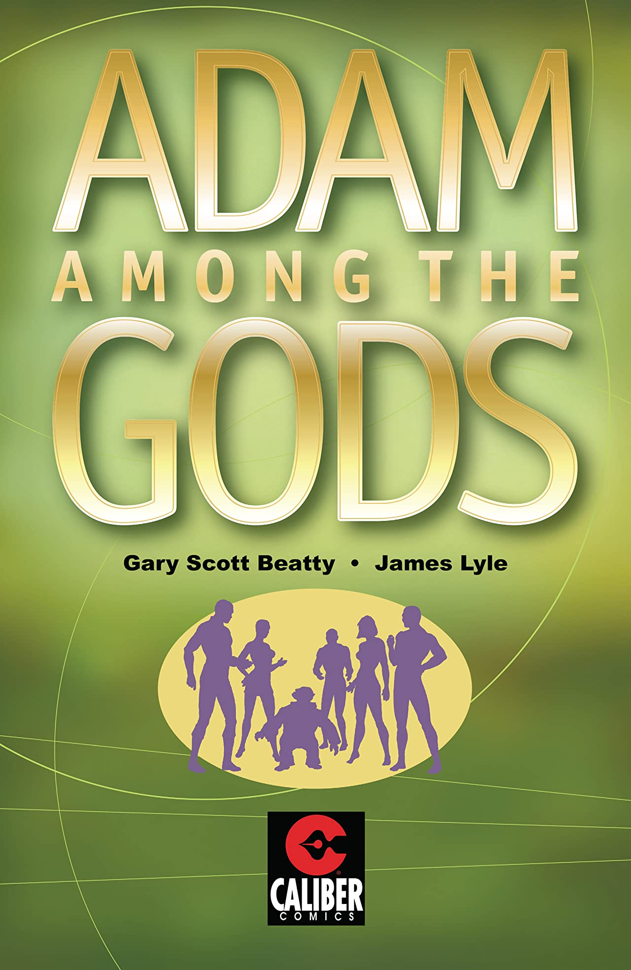 Adam Among The Gods #1