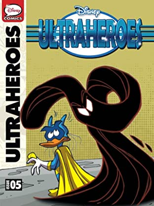Ultraheroes #5: Night and Day