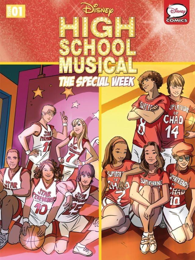 High School Musical: A Special Week #1: The Announcement