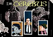 Cerebus Vol. 2 #21: High Society