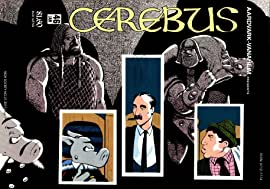 Cerebus Vol. 2 #21: High Society