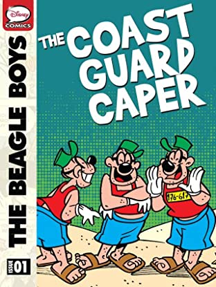 The Beagle Boys and the Coast Guard Caper