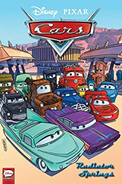 Cars: Radiator Springs