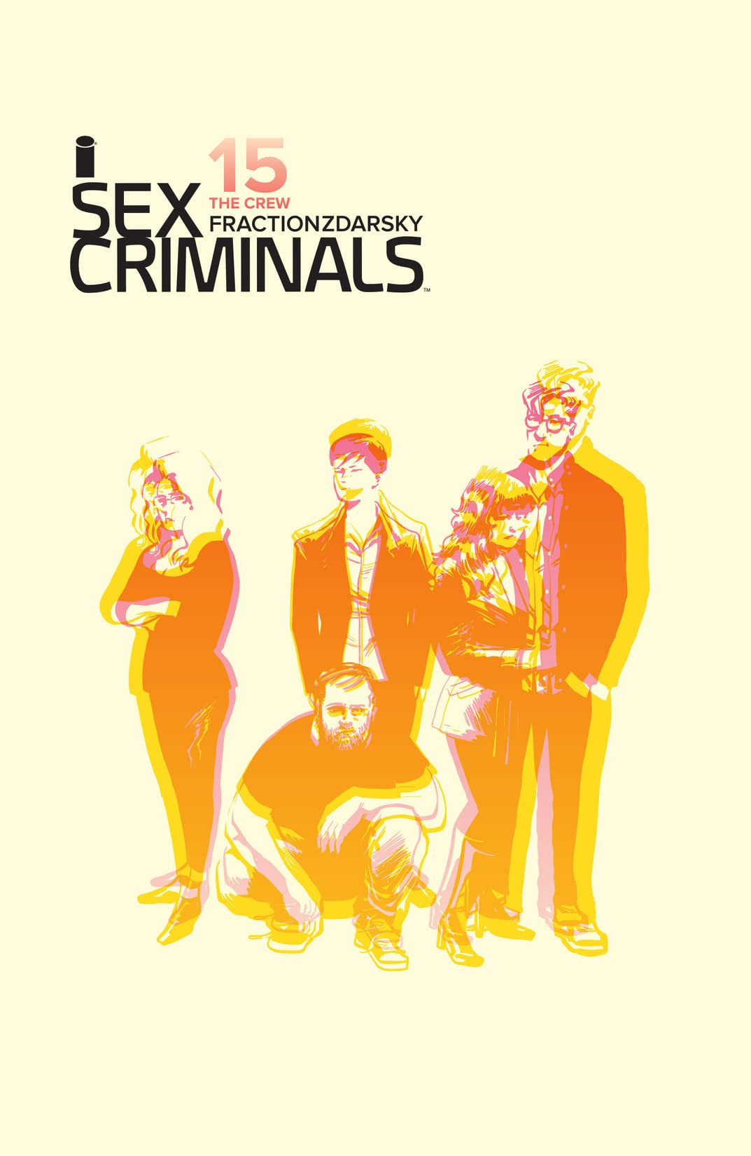 Sex Criminals No.15