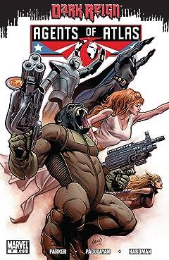 Agents of Atlas (2009) #2