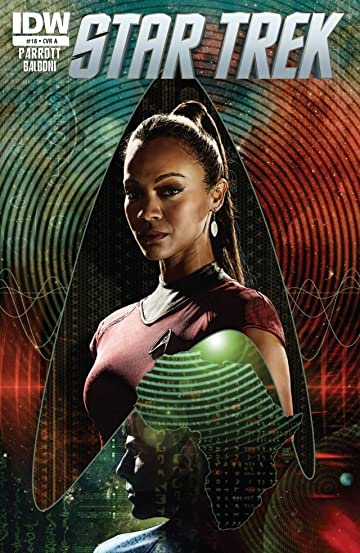 Star Trek (2011-2016) #18