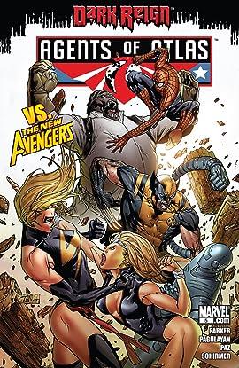 Agents of Atlas (2009) #5