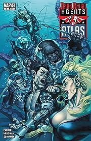 Agents of Atlas (2009) #6