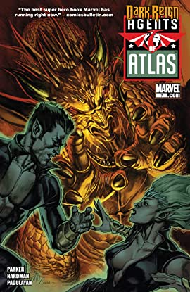 Agents of Atlas (2009) #7