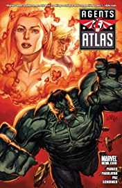 Agents of Atlas (2009) #8
