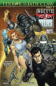 Agents of Atlas (2009) #9