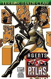 Agents of Atlas (2009) #10