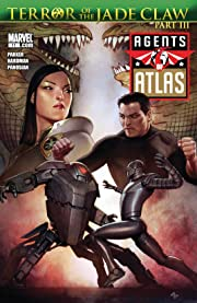 Agents of Atlas (2009) #11