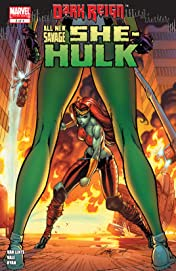 All-New Savage She-Hulk (2009) #2 (of 4)