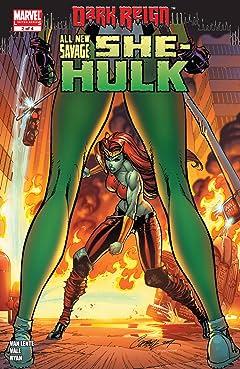 All-New Savage She-Hulk (2009) #2 (of 4)