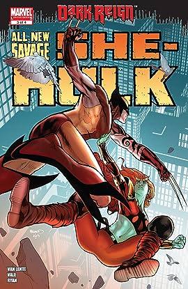 All-New Savage She-Hulk (2009) #3 (of 4)