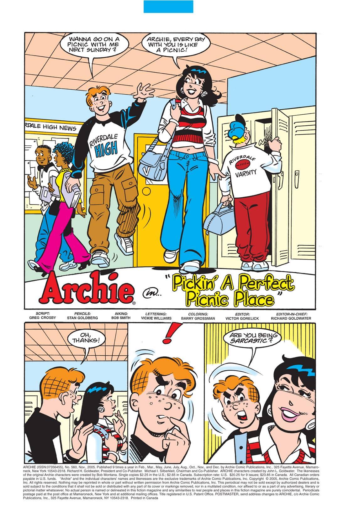 Archie #560