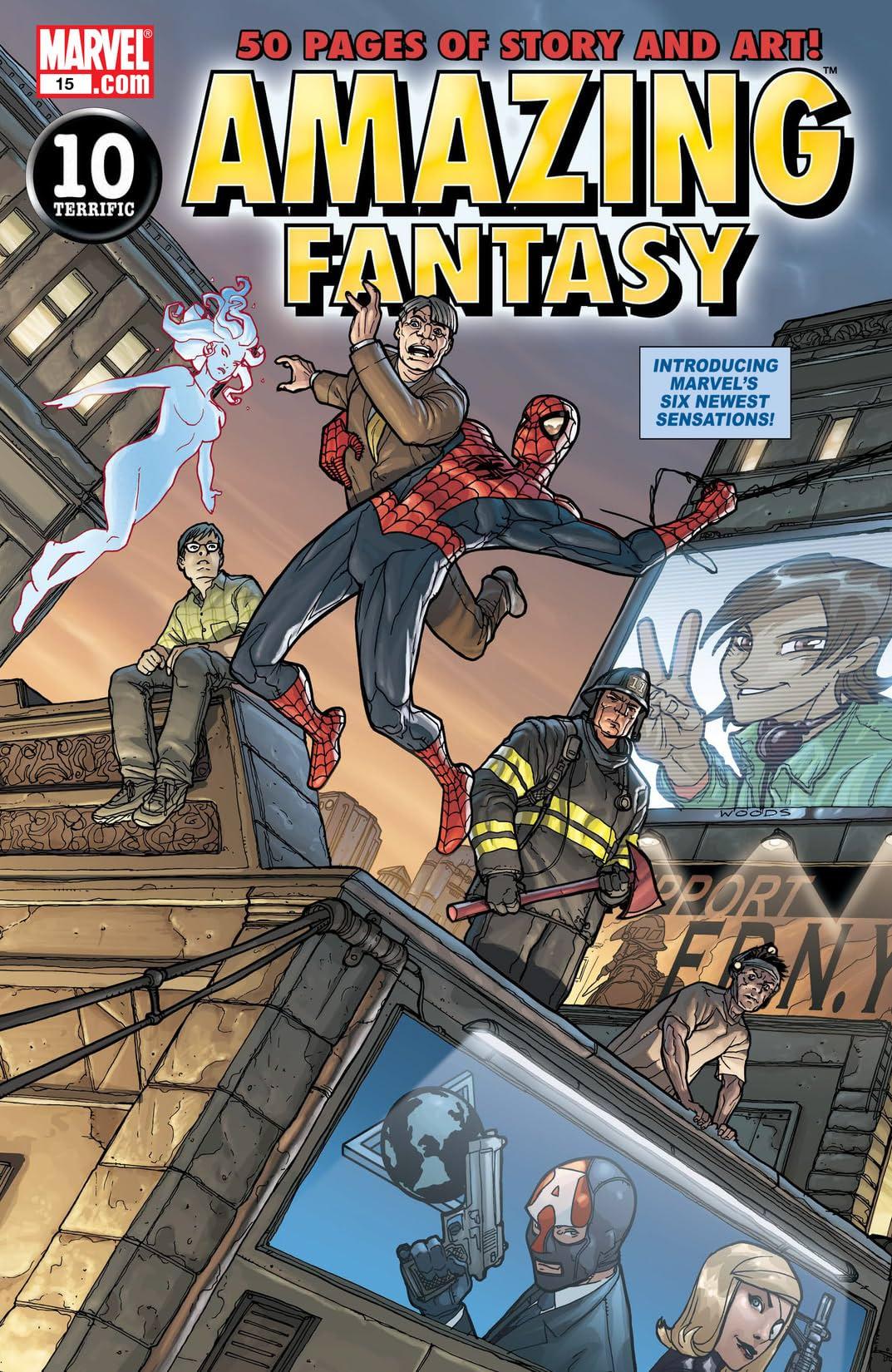 Amazing Fantasy (2004-2006) #15